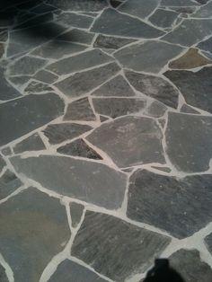flagstone patio  flagstone patio  #flagstone #patio