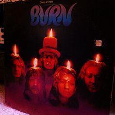 Snake Oil Recording's Morning Listening - Deep Purple - Burn  #rva #rvamusic #recording #vinyl #studio #audio #records #deeppurple #rock #ritchieblackmore   Http://www.snakeoilrecording.com
