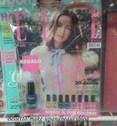 Smalto omaggio con la rivista Elle - http://www.omaggiomania.com/omaggi-nelle-riviste/smalto-omaggio-con-la-rivista-elle/