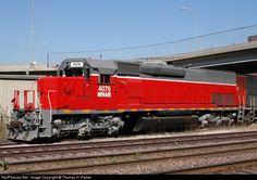RailPictures.Net Photo: MNAR 4076 Missouri & Northern Arkansas EMD SD40T-2 at Kansas City, Missouri by Thomas H. Parker