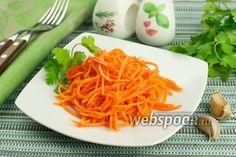 Морковь по-корейски рецепт с фото, приготовление корейской морковки