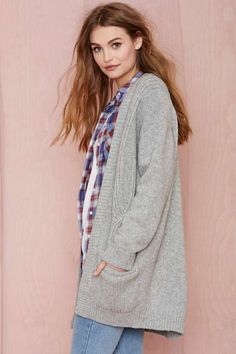 Just Female Play It Cool Cardigan - Cardigans | Sweaters