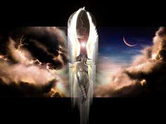 angel dark mist