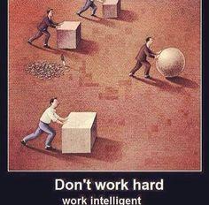 comment travailler intelligemment
