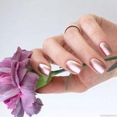 Rose gold nas unhas: 35 inspirações para você adotar a cor do momento