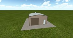 Cool 3D #marketing http://ift.tt/2A5q0QQ #barn #workshop #greenhouse #garage #roofing #DIY