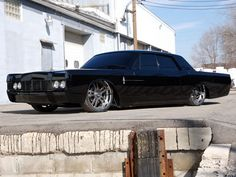 '68 Lincoln Continental by MobSteel.  I will own one some day.