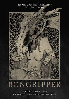 Roadburn 2015 Bongripper