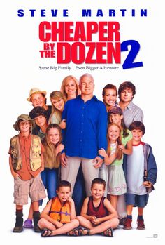 cheaper by the dozen I haven't seen this movie in forever