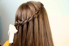25 Girl's Hairstyles for Back to School