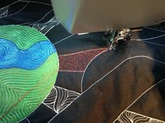 The Free Motion Quilting Project: 8. Learn to Quilt Micro-Zippling