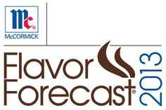 McCormick Flavor Forecast 2013