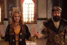 Роксолана (Хюррем) и султан Сулейман. Никях (свадьба).