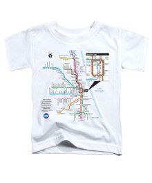 Malort chicago tshirt by chitownclothing on etsy 1999 the d ctagifts cta rail map toddler tee sciox Image collections