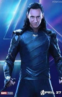 Loki in Avengers: Infinity War Marvel Dc Comics, Marvel Avengers, Heros Comics, Avengers Poster, Avengers Movies, Marvel Heroes, Marvel Movies, Superhero Movies, Loki Laufeyson