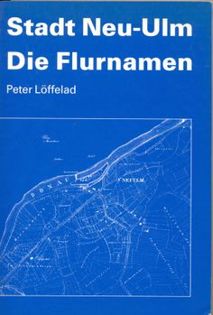 "#Flurname der Woche > ""Bei der Hand"" in Neu-Ulm >>> www.flurnamen.de"