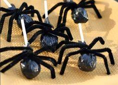 Pirulitos decorados - lembrancinhas fáceis para o dia das bruxas   Revista Artesanato