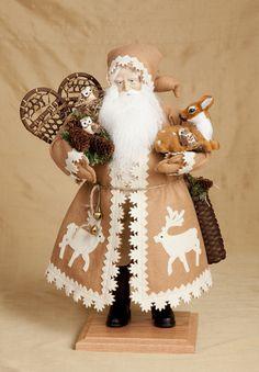 Holiday Friends, Lynn Haney Santa