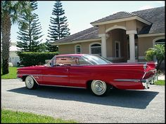 1959 Oldsmobile Super 88 Holiday Coupe
