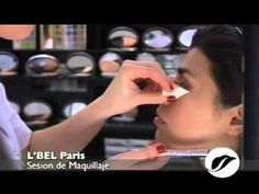 L'BEL Paris, TIP maquillaje 1 - YouTube