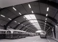 Openbaar Vervoer Arnhem (jaartal: 1945 tot 1950) - Foto's SERC