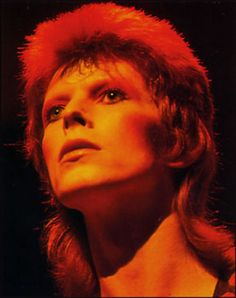 David Bowie as Ziggy Stardust <3