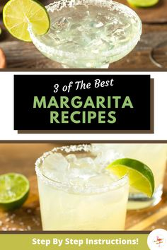 Checkout 3 of the most delicious Margarita recipes Apple Sangria, Peach Sangria, Cocktail Recipes For A Crowd, Food For A Crowd, Frozen Margaritas, Margarita Cocktail, Recipe Steps, Margarita Recipes, Step By Step Instructions