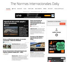 The Normas Internacionales Daily por Walter de Jesus Amaya