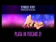 Videochat de acasa cu Studio 0707 - YouTube