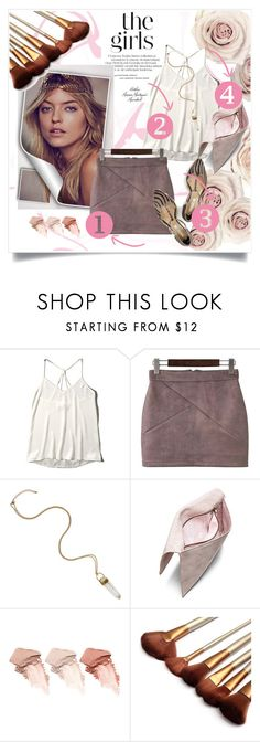 """"""":-))"""" by patri-fachini ❤ liked on Polyvore featuring Free People, Abercrombie & Fitch, Boden and Too Faced Cosmetics"""