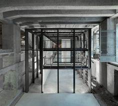 Morpurgo de Curtis ArchitettiAssociati, Andrea Martiradonna · Memorial of the Shoah - Milan Central Railway Station