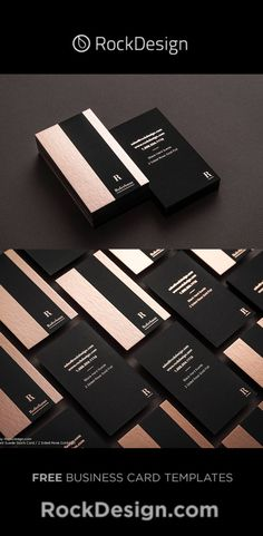 High end business cards and free business cards templates! Free Business Card Templates, Free Business Cards, Unique Business Cards, Business Pens, Websites Like Etsy, Best Photoshop Actions, Advertise Your Business, Rose Gold Foil, Love To Shop