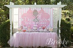 Danielle's First Birthday