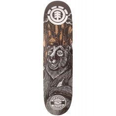 Timber Logo Bear 8.125 Inch. Element