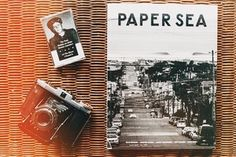 Ali Beletic Paper Sea Usb Flash Drive, Ali, Paper, Ant, Usb Drive