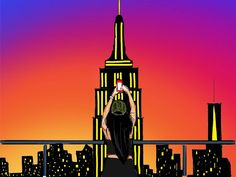 Buildings that represents the soul of that city. Majestic Monster  Empire State Building - New Post  Comment such buildings which represents the soul of your city  #minimalmonster #architecture #design #modernarchitecture #art #digitalart #minimalist #minimal #minimalart #minimalism #doodle #sketch #drawing #painting #architecturesketch #architecturestudent #archilover  #next_top_architects #archdaily #architecture_hunter #arch_more #superarchitects #arch_sketch #artcollective…
