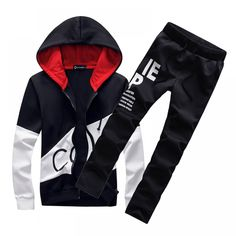 a2256575ee2 Men s Warm Hooded Tracksuits Price  66.15  amp  FREE Shipping   onlineshopping  fashion