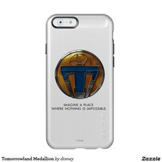 Tomorrowland Medallion Incipio Feather® Shine iPhone 6 Case