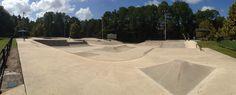 Treaty Skate Park.  It is huge!