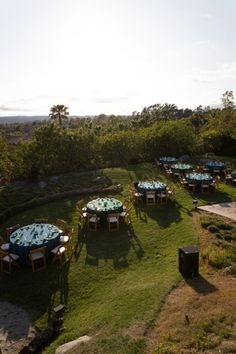Rancho Santa Fe Reception Tentacle teal wedding as seen on @offbeatbride Myke & Teri Photography