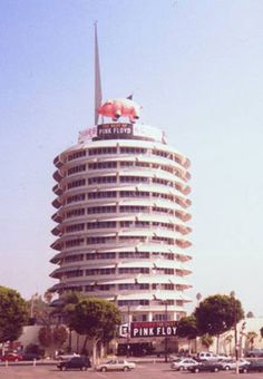 Inflatable Pig for Pink Floyd - Capitol Records. PromotionalDesignGroup.com
