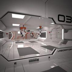 sci fi exterior scene - Google Search