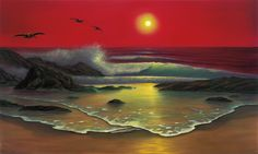 "wyland art | Wyland. ""Endless Summer"". Wyland Galleries."