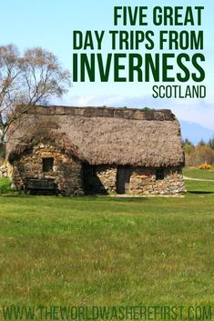#Scotland #Travel #Inverness #Highlands Day trips from Inverness | Scottish Highlands | Scotland Travel | Inverness where to go | Scotland what to see | Inverness day trips