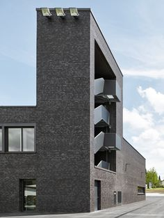 Georg - Scheel - Wetzel Architekten · NEW FIRE STATION BUILDING IN TUTTLINGEN