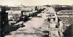 Vintage photo: Main Street, Dallas, Texas, 1870s (WC Loben… | Flickr - Photo Sharing!