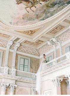 Enchanted Bridal Inspirations by Olga Plakitina Photography
