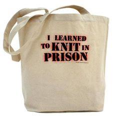 Aprendí a tejer en la cárcel
