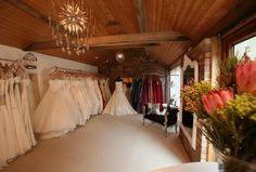 Quiant Bridal Shop Interior