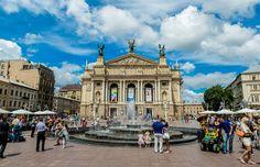 Descobre as lendas de Lviv escondidas por todos os cantos da Cidade Velha